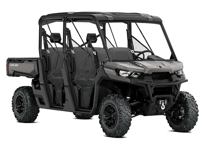 2018 Can-Am Defender MAX XT HD10 in Barre, Massachusetts