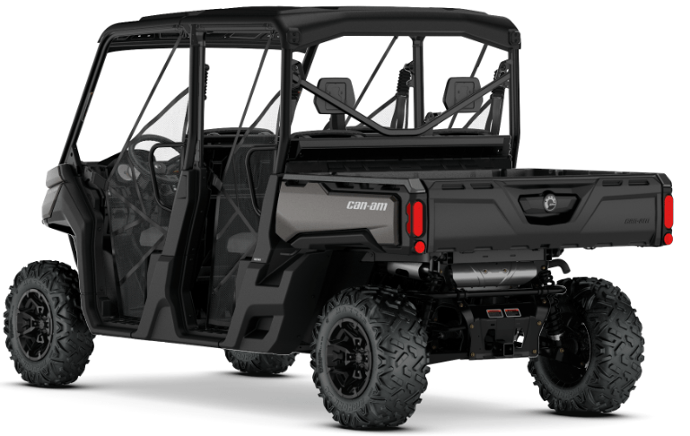 2018 Can-Am Defender MAX XT HD10 in Kittanning, Pennsylvania