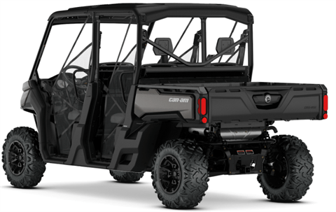 2018 Can-Am Defender MAX XT HD10 in Oklahoma City, Oklahoma
