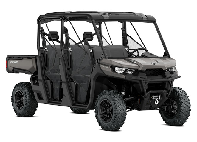 2018 Can-Am Defender MAX XT HD10 in Seiling, Oklahoma - Photo 1