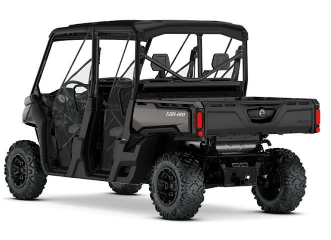 2018 Can-Am Defender MAX XT HD10 in Canton, Ohio