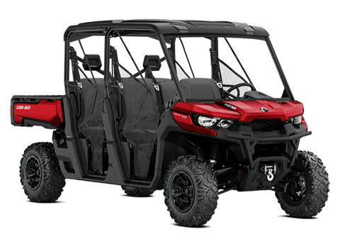 2018 Can-Am Defender MAX XT HD8 in Colebrook, New Hampshire