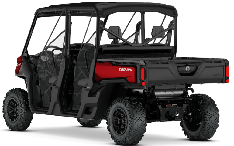 2018 Can-Am Defender MAX XT HD8 in Island Park, Idaho
