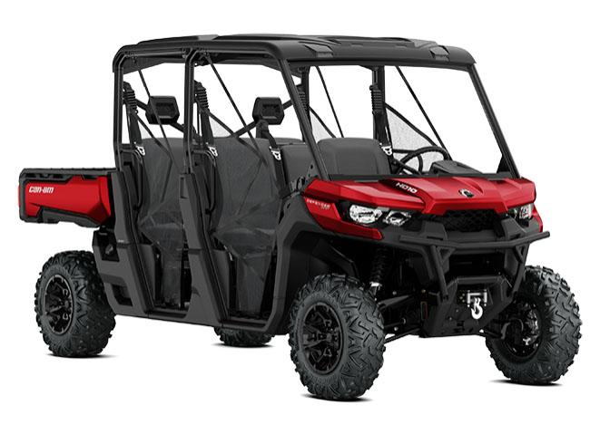 2018 Can-Am Defender MAX XT HD8 in Irvine, California