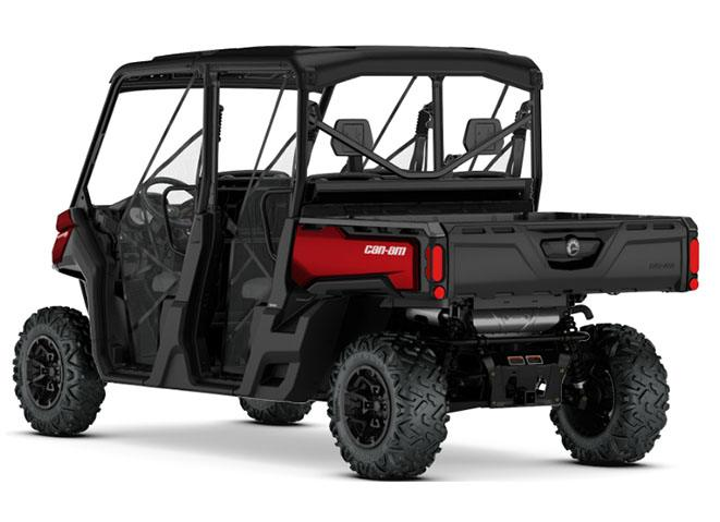 2018 Can-Am Defender MAX XT HD8 in Saint Johnsbury, Vermont