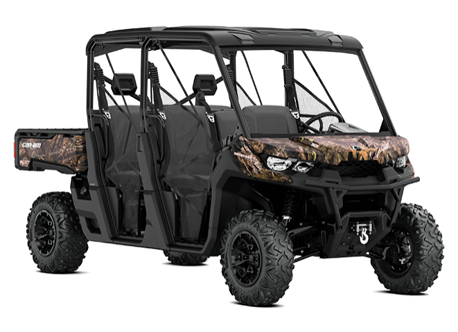 2018 Can-Am Defender MAX XT HD8 in Kamas, Utah