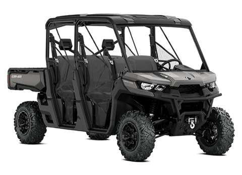2018 Can-Am Defender MAX XT HD8 in Port Angeles, Washington