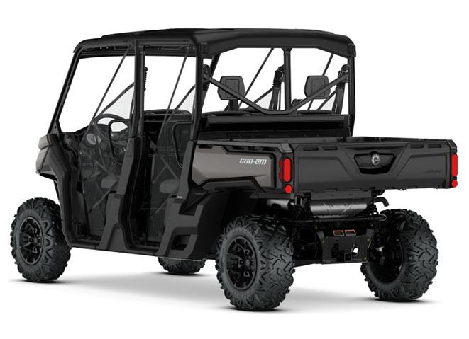 2018 Can-Am Defender MAX XT HD8 in Honesdale, Pennsylvania