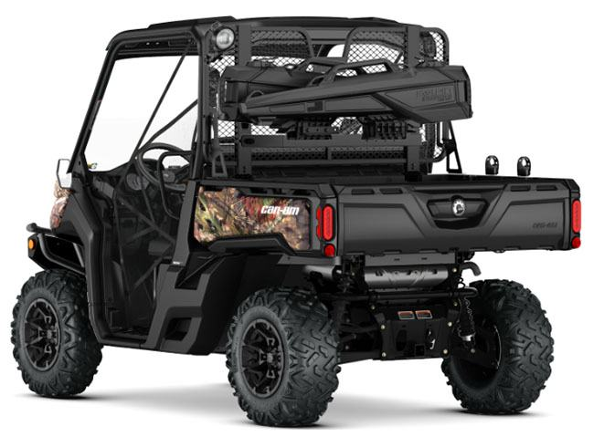 2018 Can-Am Defender Mossy Oak Hunting Edition HD10 in Enfield, Connecticut