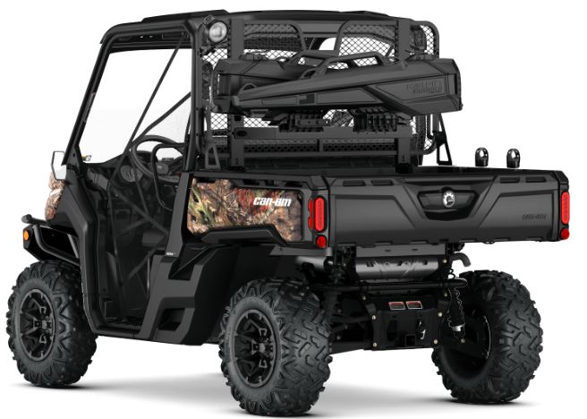 2018 Can-Am Defender Mossy Oak Hunting Edition in Cartersville, Georgia