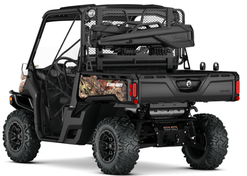 2018 Can-Am Defender Mossy Oak Hunting Edition in Springfield, Ohio