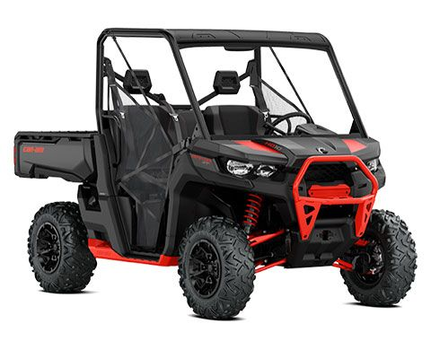 2018 Can-Am Defender XT-P HD10 in Barre, Massachusetts