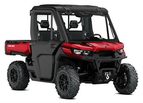 2018 Can-Am Defender XT CAB HD10 in Wasilla, Alaska