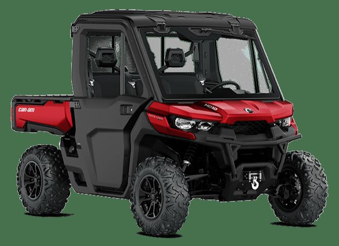 2018 Defender XT CAB HD10