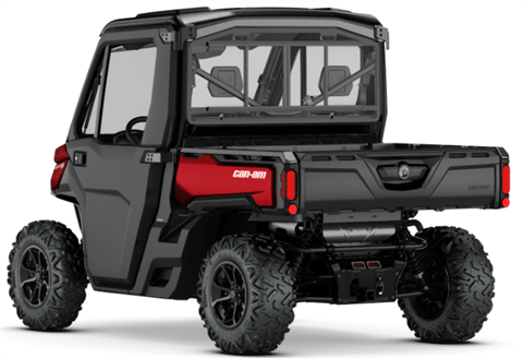 2018 Can-Am Defender XT CAB HD10 in Barre, Massachusetts