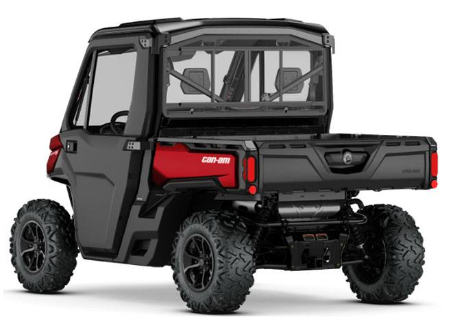 2018 Can-Am Defender XT CAB HD10 in Colebrook, New Hampshire