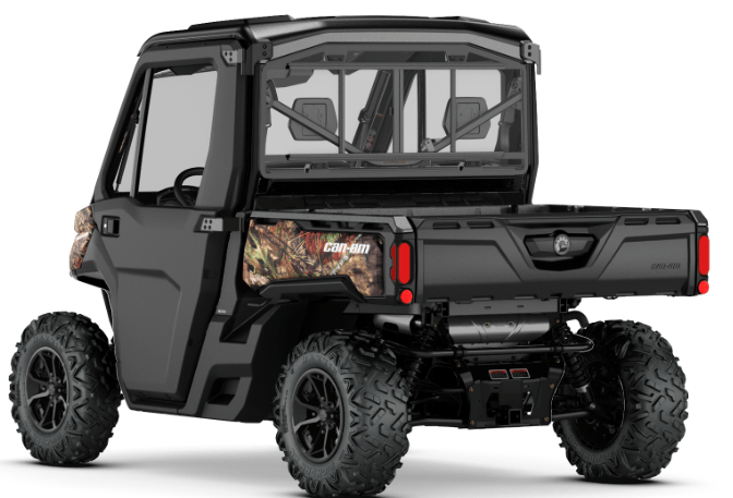 2018 Can-Am Defender XT CAB HD10 in Chickasha, Oklahoma