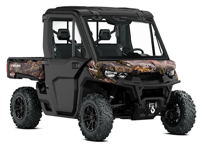 2018 Can-Am Defender XT CAB HD10 in Port Angeles, Washington