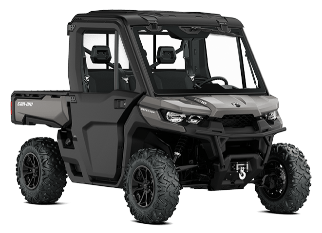 2018 Can-Am Defender XT CAB HD10 in Lakeport, California