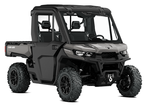 2018 Can-Am Defender XT CAB HD10 in Woodinville, Washington
