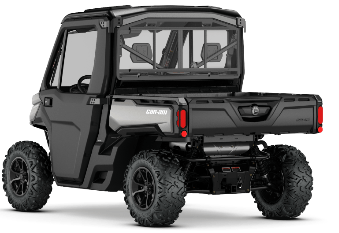 2018 Can-Am Defender XT CAB HD10 in Oklahoma City, Oklahoma