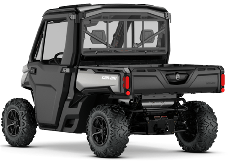 2018 Can-Am Defender XT CAB HD10 in Garden City, Kansas