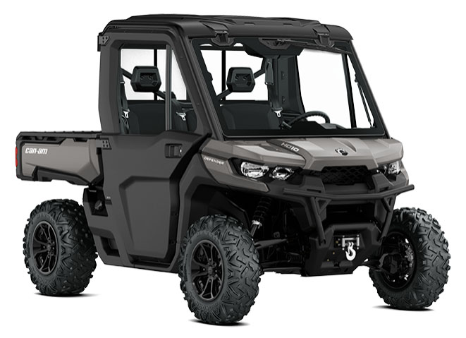 2018 Can-Am Defender XT CAB HD10 in Franklin, Ohio