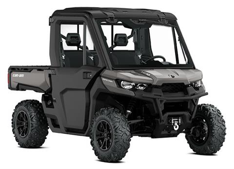 2018 Can-Am Defender XT CAB HD10 in Santa Rosa, California
