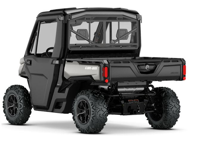 2018 Can-Am Defender XT CAB HD10 in Waterbury, Connecticut