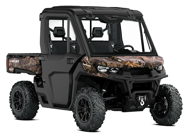 2018 Can-Am Defender XT CAB HD8 in Concord, New Hampshire