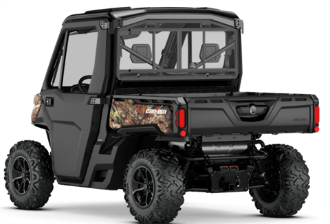2018 Can-Am Defender XT CAB HD8 in Banning, California