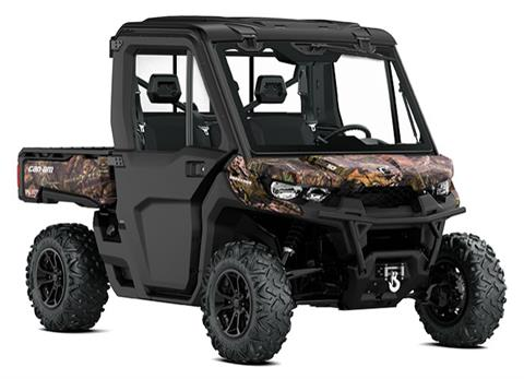 2018 Can-Am Defender XT CAB HD8 in Waterbury, Connecticut