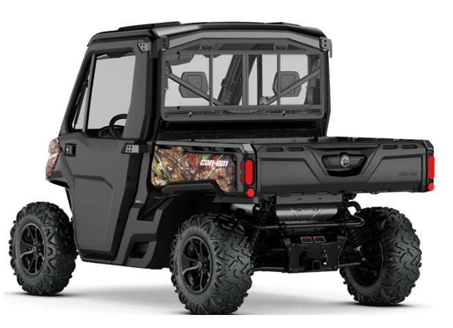 2018 Can-Am Defender XT CAB HD8 in Garberville, California
