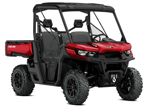 2018 Can-Am Defender XT HD10 in Charleston, Illinois