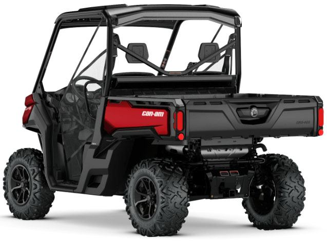 2018 Can-Am Defender XT HD10 in Panama City, Florida