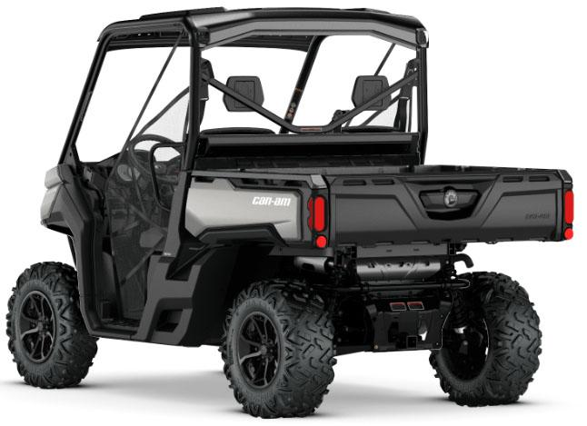 2018 Can-Am Defender XT HD10 in Bennington, Vermont