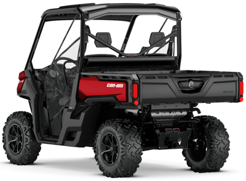 2018 Can-Am Defender XT HD10 in Port Angeles, Washington