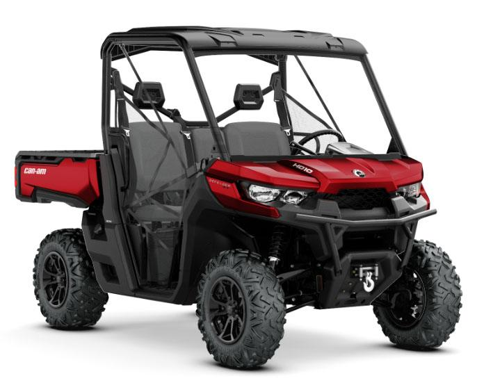 2018 Can-Am Defender XT HD10 in Augusta, Maine