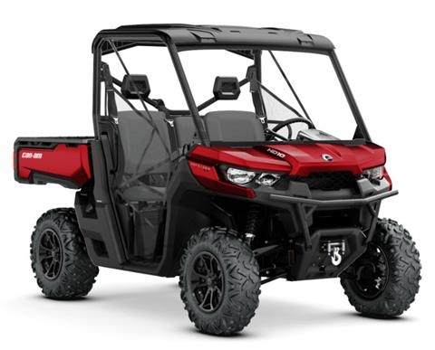 2018 Can-Am Defender XT HD10 in Paso Robles, California