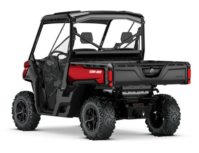 2018 Can-Am Defender XT HD10 in Corona, California