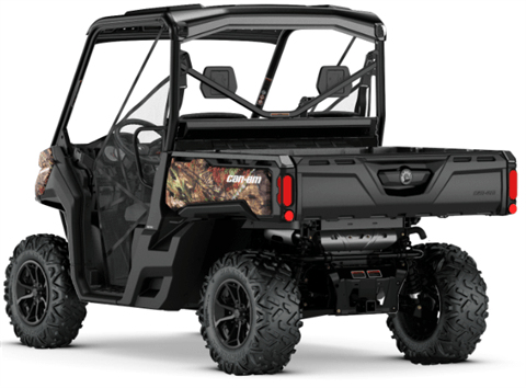 2018 Can-Am Defender XT HD10 in Albemarle, North Carolina