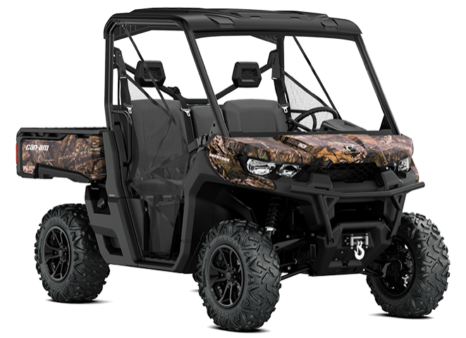 2018 Can-Am Defender XT HD10 in Barre, Massachusetts