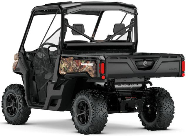 2018 Can-Am Defender XT HD10 in Waco, Texas