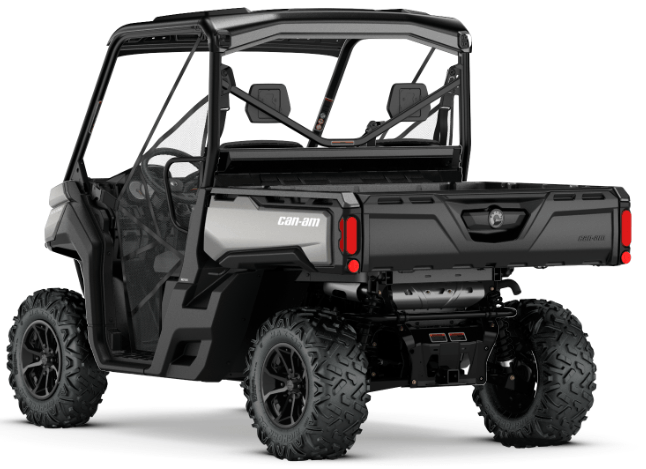 2018 Can-Am Defender XT HD10 in Menominee, Michigan