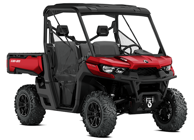 2018 Can-Am Defender XT HD8 in Hillman, Michigan
