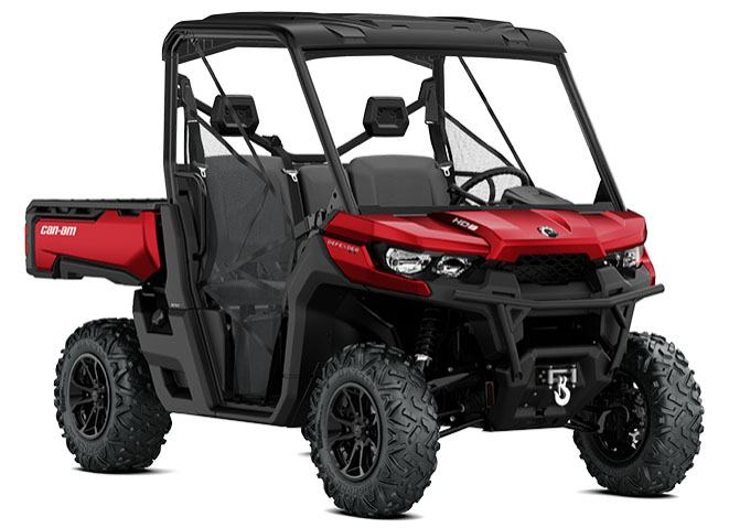 2018 Can-Am Defender XT HD8 in Paso Robles, California