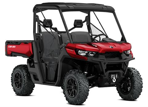 2018 Can-Am Defender XT HD8 in Augusta, Maine