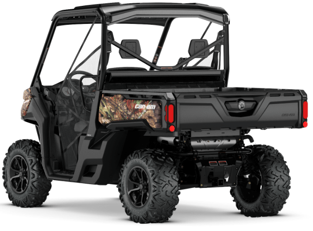 2018 Can-Am Defender XT HD8 in Banning, California