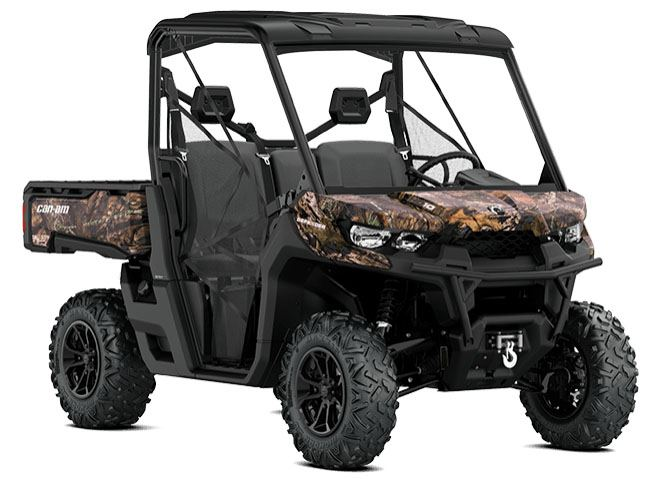 2018 Can-Am Defender XT HD8 in Charleston, Illinois