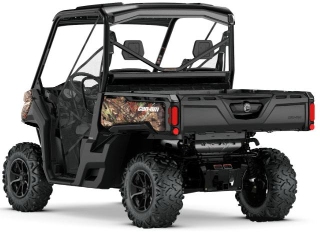 2018 Can-Am Defender XT HD8 in Jones, Oklahoma